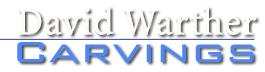David Warther Carvings Logo